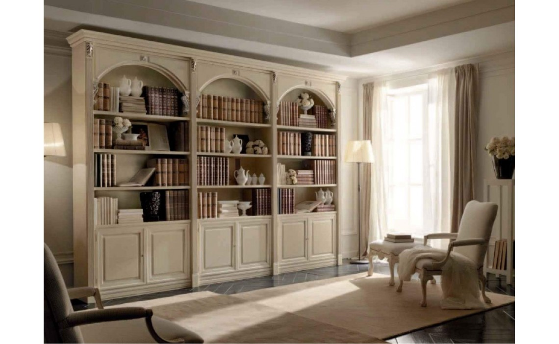 Гостинные, библиотеки (3)