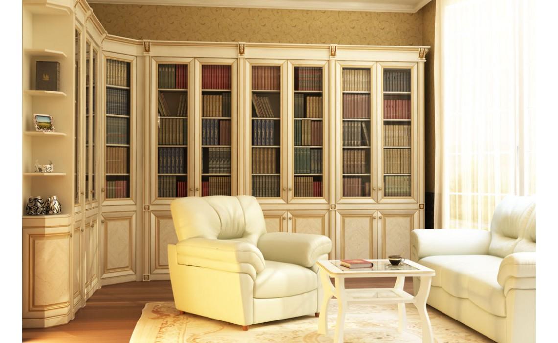 Гостинные, библиотеки (4)